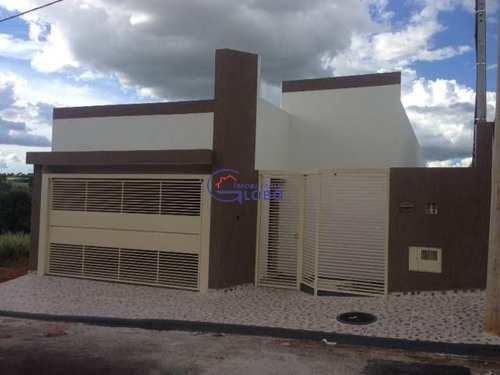 Casa, código 4335 em Jales, bairro Residencial Paineiras