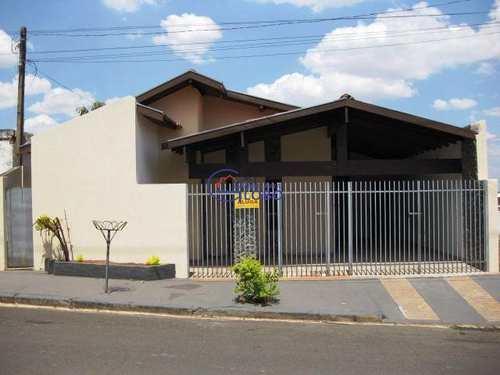 Casa, código 4318 em Jales, bairro Centro