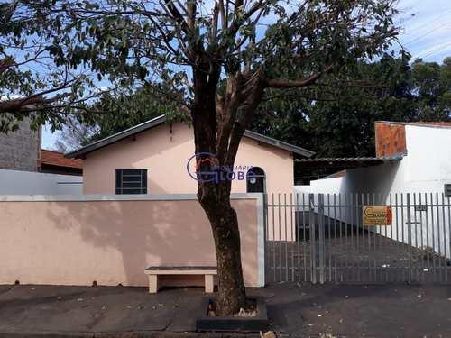 Casa, código 4305 em Jales, bairro Conjunto Habitacional José Antonio Caparroz Bogaz II