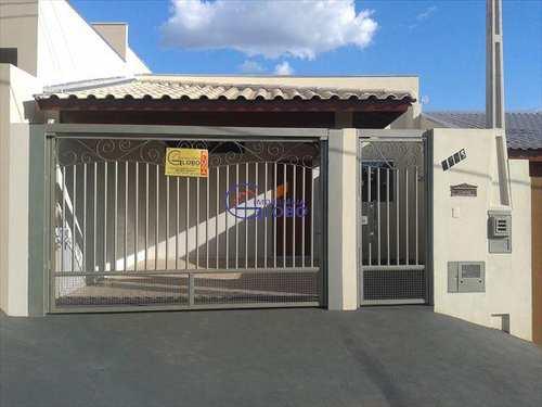 Casa, código 4293 em Jales, bairro Parque São Bernardo