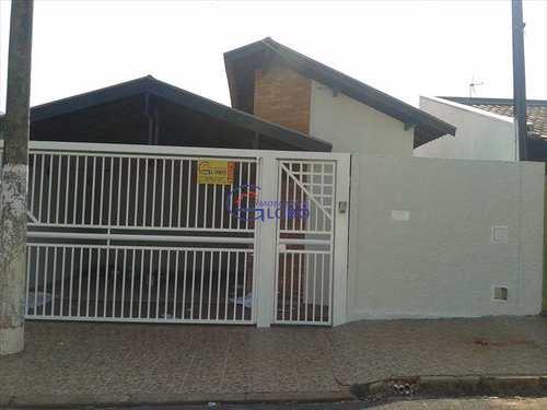 Casa, código 4260 em Jales, bairro Conjunto Habitacional José Antonio Caparroz Bogaz