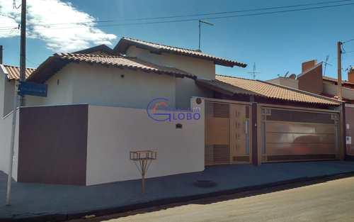 Casa, código 4257 em Jales, bairro Jardim Estados Unidos