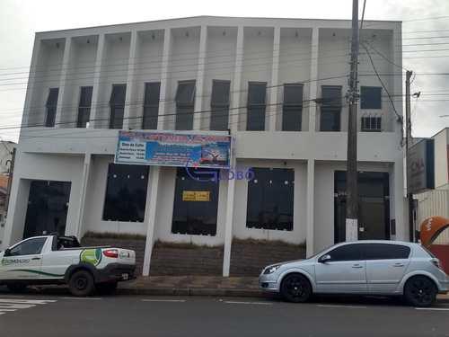 Salão, código 4165 em Jales, bairro Centro