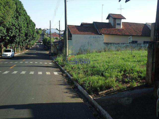 Terreno em Urânia, bairro Centro