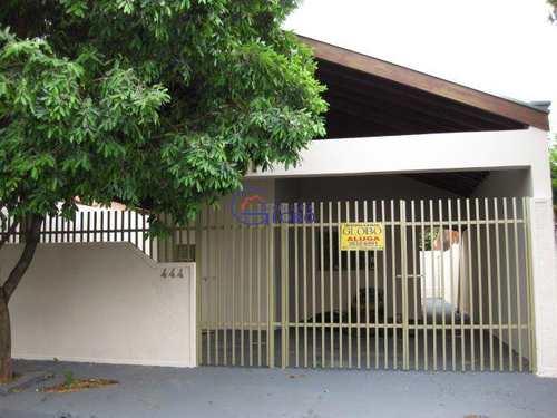 Casa, código 3988 em Jales, bairro Conjunto Habitacional José Antonio Caparroz Bogaz