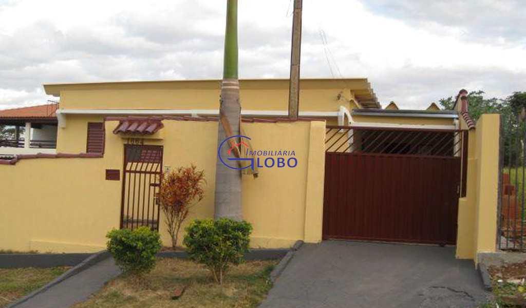 Casa em Jales, bairro Subida Preta