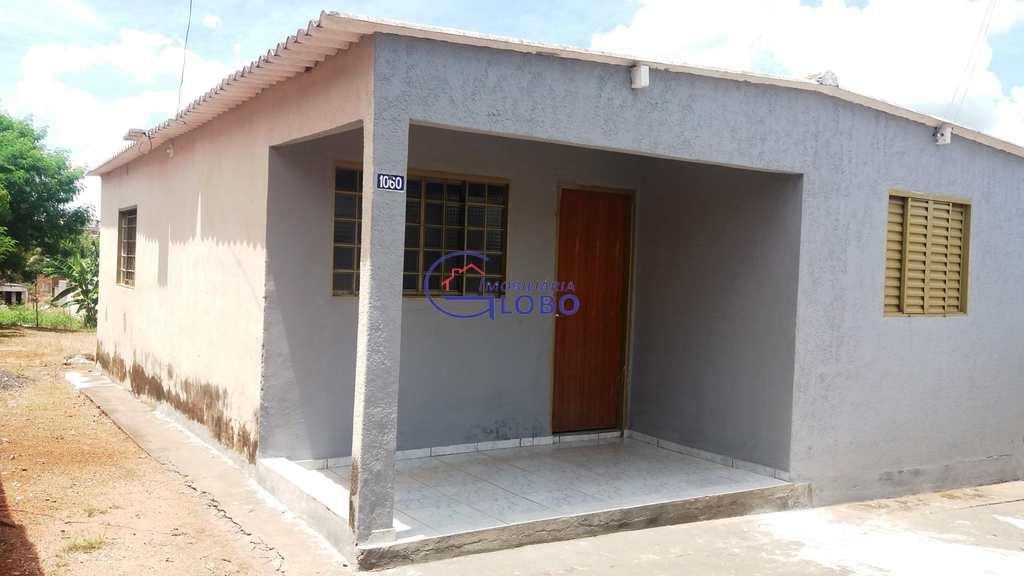 Casa em Jales, bairro São Judas Tadeu