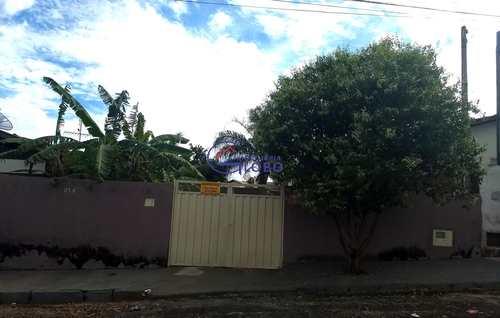 Casa, código 4514 em Jales, bairro Jardim do Bosque