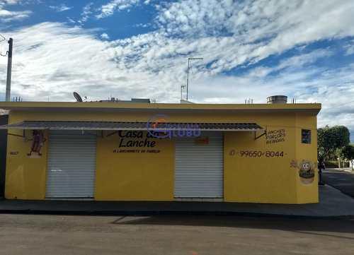 Salão, código 4515 em Jales, bairro Jardim Eldorado