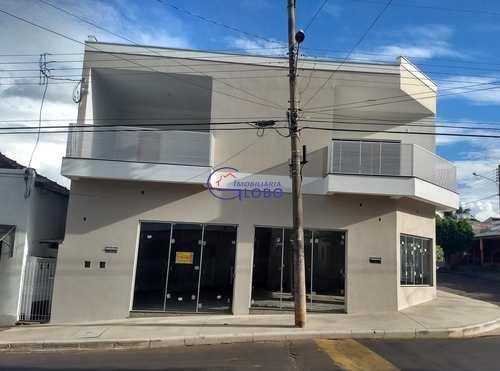Salão, código 4516 em Jales, bairro Alto do Ipê
