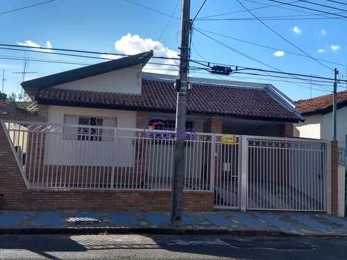 Casa, código 4525 em Jales, bairro Vila Norma