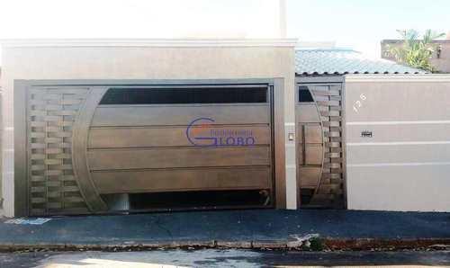 Casa, código 4530 em Jales, bairro Conjunto Habitacional Doutor Pedro Nogueira