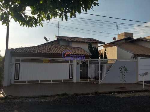 Casa, código 4531 em Jales, bairro Jardim Doutor Euplhy Jalles