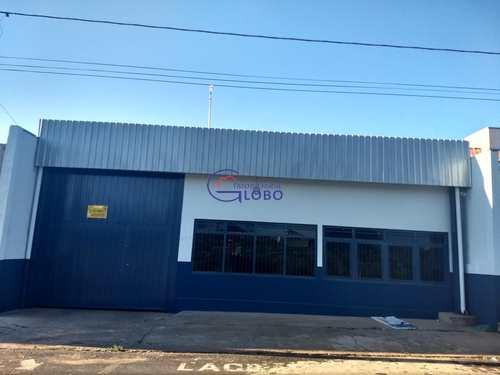 Salão, código 4532 em Jales, bairro Jardim Ipiranga