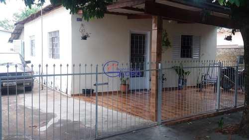 Casa, código 4534 em Jales, bairro Jardim Novo Mundo