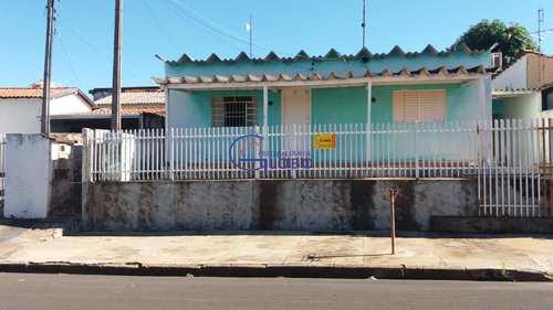 Casa, código 4537 em Jales, bairro Jardim América - Segunda Parte