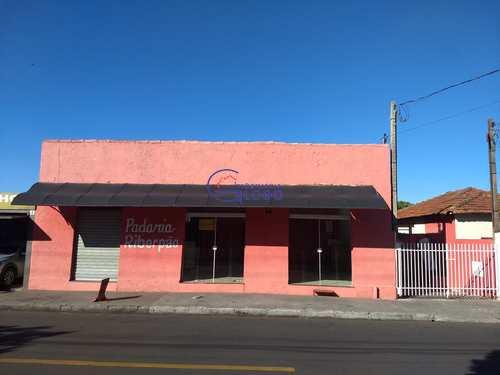 Salão, código 4541 em Jales, bairro Jardim Paraíso