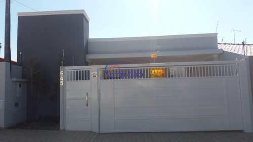 Casa, código 4542 em Jales, bairro Jardim Primavera