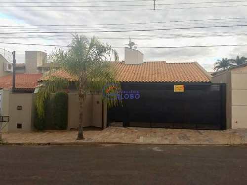 Casa, código 4546 em Jales, bairro Jardim Monterey