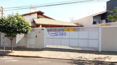 Casa, código 4548 em Jales, bairro Jardim do Bosque