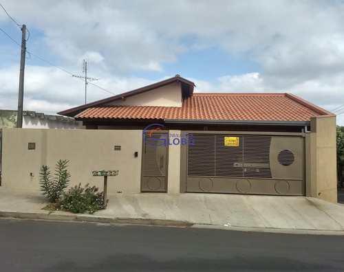 Casa, código 4549 em Jales, bairro Vila Nossa Senhora Aparecida