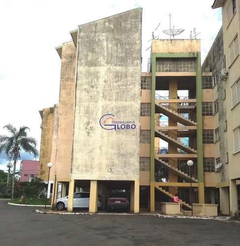 Apartamento, código 4552 em Jales, bairro Centro