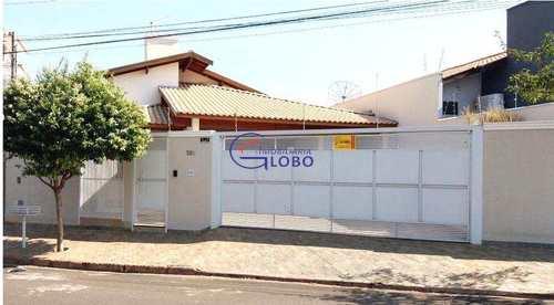 Casa, código 4554 em Jales, bairro Jardim do Bosque