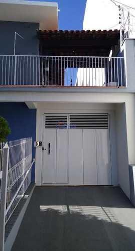 Apartamento, código 4582 em Jales, bairro Centro