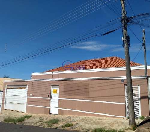 Casa, código 4584 em Jales, bairro Centro