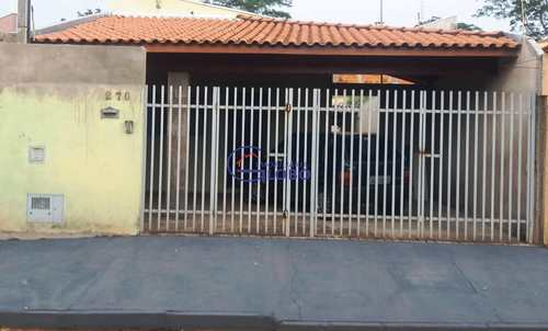 Casa, código 4588 em Jales, bairro Jardim do Bosque