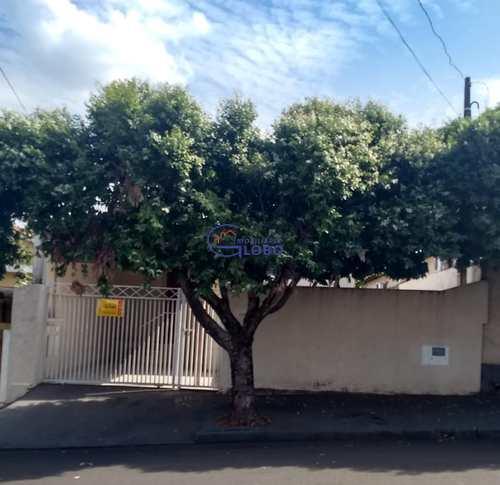 Casa, código 4592 em Jales, bairro Jardim América - Primeira Parte