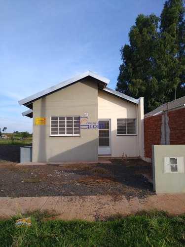 Casa, código 4600 em Jales, bairro Jardim Tropical