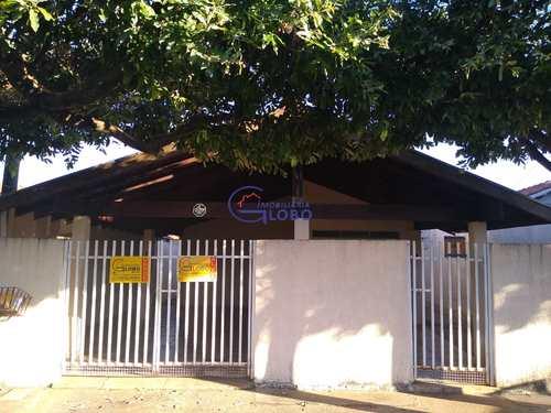 Casa, código 4604 em Jales, bairro Conjunto Habitacional José Antonio Caparroz Bogaz