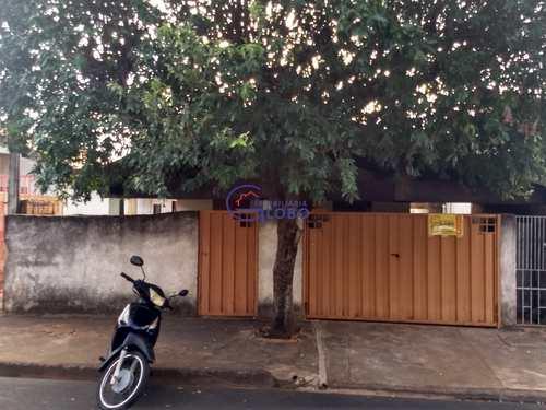 Casa, código 4615 em Jales, bairro Conjunto Habitacional Vereador Dercilio Joaquim Carvalho