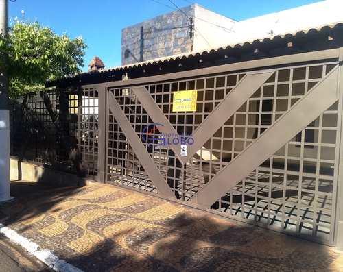 Casa, código 4619 em Jales, bairro Loteamento Avenida