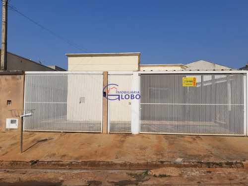 Casa, código 4631 em Jales, bairro Jardim Residencial Alvorada