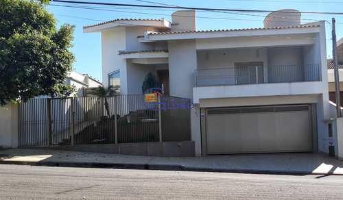 Casa, código 4634 em Jales, bairro Centro