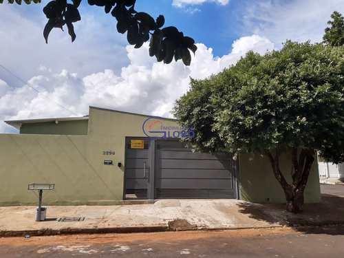 Casa, código 4644 em Jales, bairro Jardim São Francisco de Assis