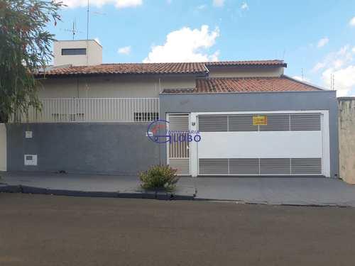 Casa, código 4646 em Jales, bairro Jardim Santo Expedito