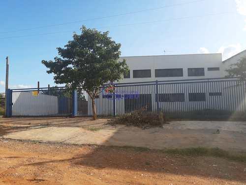 Salão, código 4647 em Jales, bairro Parque Industrial II