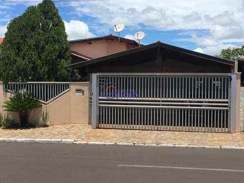 Casa, código 4655 em Jales, bairro Jardim Monterey