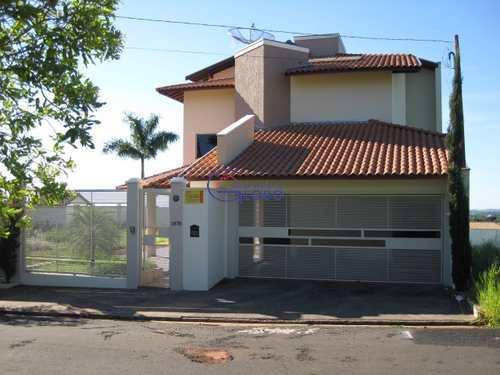 Casa, código 4657 em Jales, bairro Jardim Pêgolo II