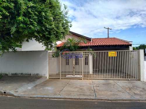 Casa, código 4686 em Jales, bairro Jardim Estados Unidos