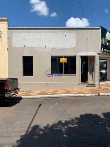 Conjunto Comercial, código 4702 em Jales, bairro Centro