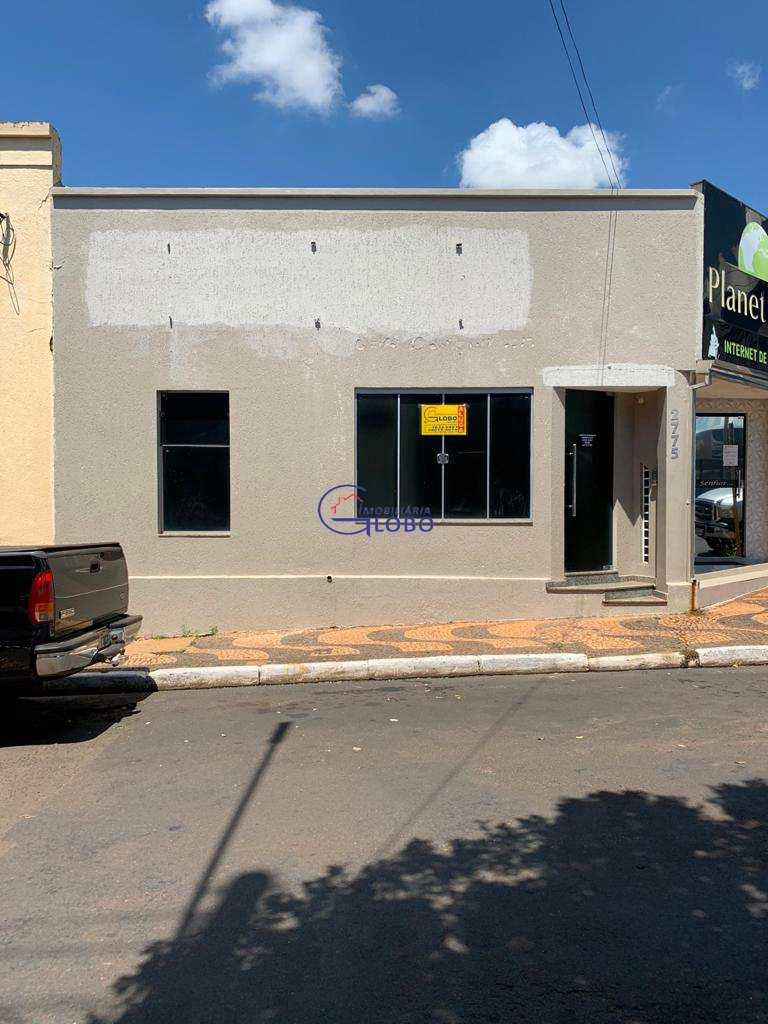 Conjunto Comercial em Jales, no bairro Centro