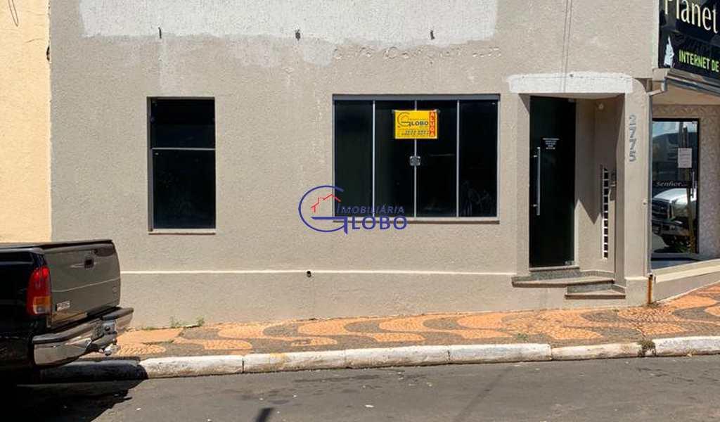 Conjunto Comercial em Jales, bairro Centro