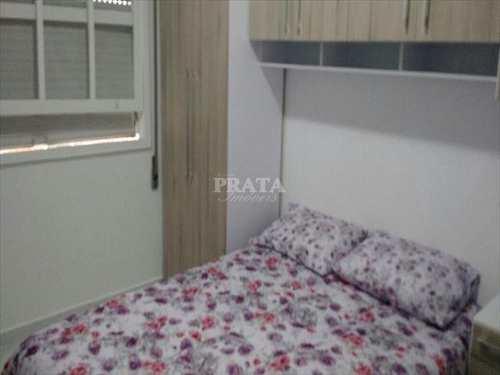 Apartamento, código 388400 em Santos, bairro Marapé