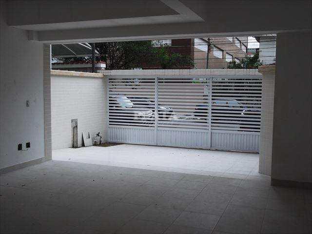 Sobrado de Condomínio em Santos, no bairro Pompéia