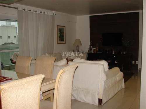 Apartamento, código 219800 em Santos, bairro Gonzaga