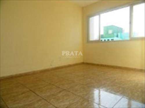 Apartamento, código 501 em São Vicente, bairro Centro